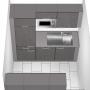 Küchen Beispiel von der Firma Komet