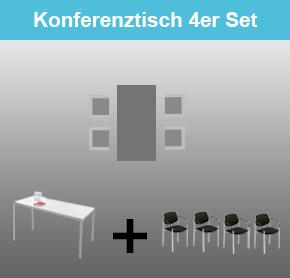 Konferenztisch-4er-Set-1