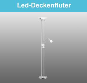 LED-Deckenfluter