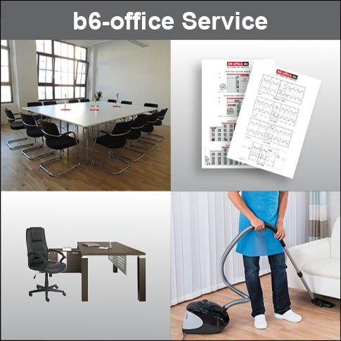 Dazu mieten für Ihr Office. Büroeinrichtung, Service, Accessoires, Post-Box, Versicherung. Finanzierung. Weitere Schlüssel, Downloads
